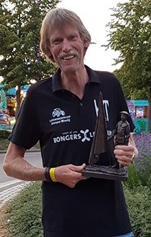 Willem Elfring 40 jaar vendelier